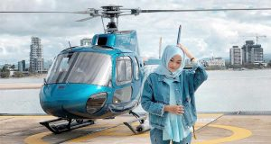 outfit of the day ootd hijab fashion traveler blogger keren gaya kece kekinian ngehits trendy