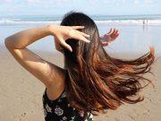 tips rambut indah salon traveling bepergian perawatan treatment berkilau hitam liburan tidak lepek bagaimana produk kecantikan pilihan merek branded