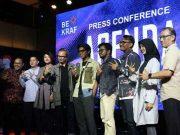 berita liputan event merek brand streetwear lokal indonesia internasional dunia dukungan bekraf terbaik paling favorit distro kaos agenda show pameran bazaar