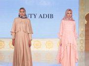 perkembangan trend busana pakaian muslim terbaru terkini paling update event liputan desainer