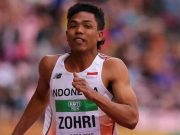 sejarah profil siapa biodata lalu muhammad zohri atlet lari olah raga nasional internasional juara dunia terbaik berprestasi bagus karier