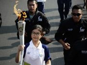 anak pembawa obor asian games 2018 indonesia beprestasi pocari sweat liputan press release terbaru
