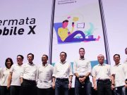 liputan event terbaru permata bank mobile x peluncuran product launching press release conference media partnership contoh studi kasus branding marcomm promosi marketing pemasaran