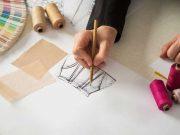 fashion designer asal indonesia produk pakaian baju aksesoris lokal kualitas internasional pasar luar negeri pameran show runway koleksi model vienna fashion week austria profil bisnis pemasaran marketing