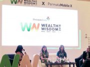 liputan event press release permata bank terbaru wealth wisdom jakarta update media partnership reportase pacific place sudirman scbd talkshow pameran narasumber pembicara speakers
