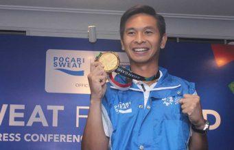 penghargaan atlet asian games 2018 jakarta palembang olahraga pemain medali emas pocari sweat press release liputan event berita terbaru