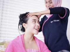 treatment layanan salon kecantikan rambut kapster salon indah berkilau aplikasi go-glam go-life biolage matrix indonesia produk hair cara manfaat fungsi kegunaan kelebihan kekurangan cara mengatasi masalah problem therapist beautician