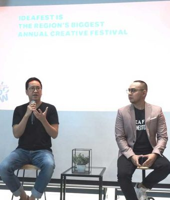 liputan event media partnership ideafest 2018 the nextdev telkomsel kolaborasi ajang anak muda prestasi berkarya kreativitas press conference release narasumber speakers beli tiket berapa di mana tempat venue