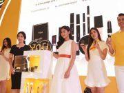 merek branded lokal indonesia y.o.u vanesha prescilla artis endorse ambassador launching event product peluncuran rilis varian berkualitas