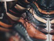 jenis macam model desain sepatu merek branded paling favorit ngehits terkenal trendy fashionable cowok cewek olahraga casual santai sekolah kantor kampus pilihan