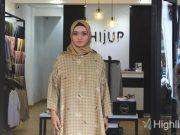 ecommerce situs toko online shopping fashion merek pakaian busana muslim lokal indonesia hijup koleksi model pria interview diajeng lestari owner ceo target ke depan