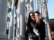 momen paket liburan traveling jalan-jalan amerika serikat as california bulan madu honeymoon artis selebriti terkenal baim wong paula verhoeven itinerary