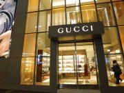 sejarah profil awal mula asal usul fashion brand merek mewah gucci asal italia eropa butik outlet mall indonesia dunia terkenal favorit model koleksi perushaan pakaian busana desainer