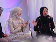 liputan event hijup situs aplikasi belanja ecommerce pakaian busana muslimah talkshow world hijab day tema topik selebgram pembicara narasumber fashion menarik