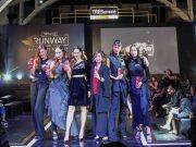 acara event tresemme merek produk shampo kecantikan perawatan rambut salon hairstylist runway new york fashion week