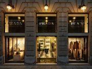 sejarah history profile perusahaan pabrikan merek fashion branded mewah prada asal italia pendiri butik toko online store shopping mall model koleksi terbaru desainer