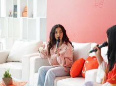rilis peluncuran produk makeup kosmetik kecantikan beauty vlogger influencer guru youtuber blogger content creator l'oreal paris indonesia eksklusif tasya farasya beli di shopee aplikasi situs ecommerce review