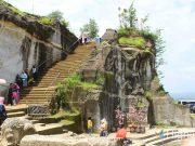 tempat spot tujuan objek pariwisata daerah wilayah kota yogyakarta bagus tebing breksi ngehits favorit populer terkenal lokasi di mana pergi liburan traveling kendaraan