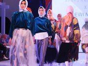 event fashion nation show senayan city jakarta designer restu anggraini koleksi rancangan busana pakaian baju muslimah terbaru merek lokal indonesia