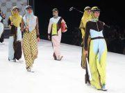 liputan event karya lia soraya modest wear sporty desainer indonesia fashion designer ifw 2019 appmi show kasual rancangan busana pakaian muslimah