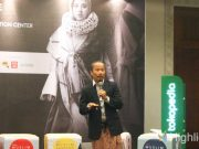 liputan event muslim fashion festival muffest 2019 press conference parade peragaan busana pakaian modest wear brand pakaian baju