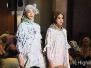 liputan event koleksi model hari raya lebaran terbaru ria miranda desainer modest wear pakaian baju muslimah hijabers pria wanita anak-anak tema konsep