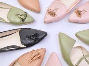 daftar list branded merek sepatu lokal murah indonesia desainer berkualitas model koleksi terbaru heels sandal sneakers wedges loafers slip on
