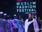 liputan event acara agenda kegiatan rundown muslim fashion festival muffest 2019 brand desainer merek pakaian busana baju show model