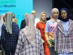 liputan event muslim fashion festival muffest 2019 tokopedia kolaborasi desainer model koleksi terbaru brand merek baju pakaian lokal indonesia toko online belanja