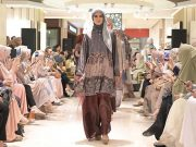 event koleksi merek brand baju pakaian ria miranda kolaborasi galeries lafayette lebaran hari raya idul fitri fashion modest designer