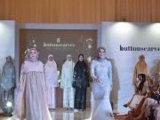 koleksi buttonscarves jilbab pashmina segi empat voal hijab merek brand pakaian muslimah aksesoris lokal indonesia desainer hari raya lebaran