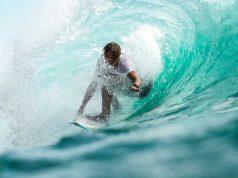 wsl champion tour 2019 pantai keramas gianyar pulau bali liga selancar dunia surfing internasional kelas negara indonesia peserta