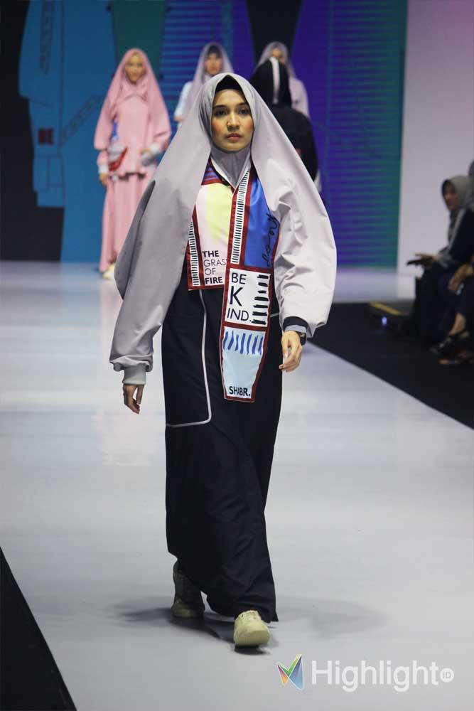 liputan event muslim fashion festival muffest 2019 desainer merek branded lokal indonesia model koleksi pakaian baju rancangan busana terbaru