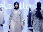 liputan event muslim fashion festival muffest 2019 desainer elzatta merek pakaian branded lokal desainer model koleksi terbaru lebaran idul fitri