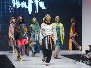 liputan event muslim fashion festival muffest 2019 mel ahyar happa brand merek pakain lokal indonesia budaya adat ntt nusa tenggara timur