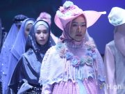liputan event muslim fashion festival muffest 2019 desainer indonesian chamber ifc merek brand baju pakaian model koleksi terbaru lokal