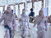 event annual show 2019 menyapa senja vanilla hijab model koleksi hari raya lebaran merek pakaian muslimah baju terbaru modest wear