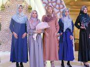acara event agenda rundown ramadan runway fashion show parade peragaan busana pakaian muslim lebaran hari raya idul fitri pameran bazaar aneka promosi desainer diskon