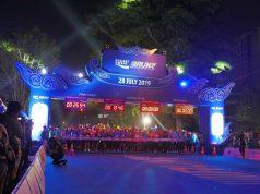 event acara lomba kompetisi pocari sweat run bandung lari olah raga atlet hadiah pemenang peserta pendaftaran medali terbaru