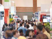 event pameran international international franchise license business concept conference bazaar trade show media partnership liputan