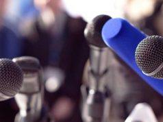 tips cara bagaimana persiapan pelaksanaan konferensi pers press conference media massa online surat kabar majalah radio public relations officer release humas hubungan kemasyarakatan relations