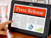 teknik panduan praktis cara bagaimana tips membuat menyusun menulis press release siaran media massa online cetak radio majalah koran surat kabar publikasi public relations pr humas
