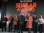 tri three 3 indonesia press release siaran media berita penghargaan selular award kartu provider internet gsm pulsa perdana best brand