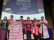 event agenda acara rundown pameran warisan batik tenun mutiara jcc senayan mediatama binakreasi trade show perajin daerah
