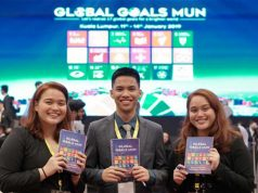 event jadwal agenda kegiatan acara rundown global goals model united nations ggmun media partnership 2019 negara pbb thailand
