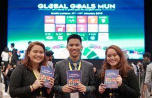 event jadwal agenda kegiatan acara rundown global goals model united nations ggmun media partnership 2019 negara pbb thailand