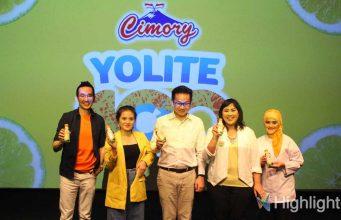 Produk Cimory Yolite C+ dan manfaatnya