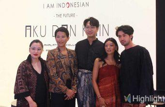 Senayan City menggelar pameran I AM INDONESIA bersamaan dengan Hari Batik Nasional