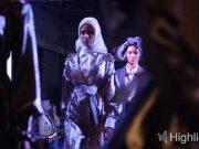 Kementrian Peridustrian menggelar Modest Fashion Project