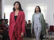 Sekolah mode fashion design jakarta model cewek cantik